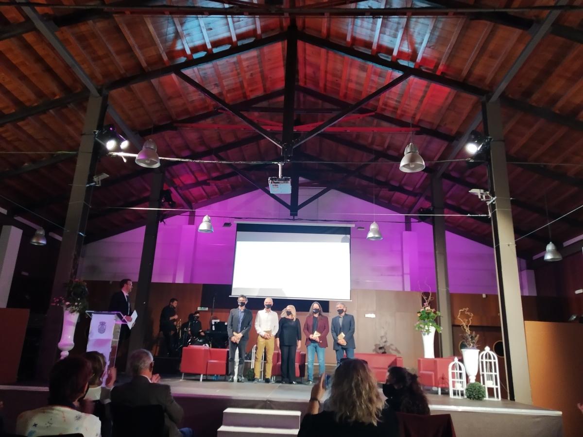 Presentació Premis 25 d'abrilBenissa